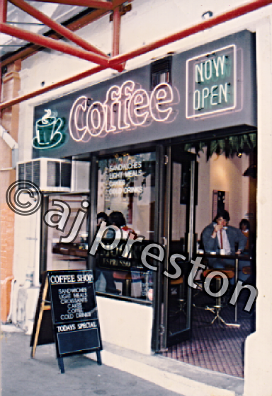 Alan Preston Flat White